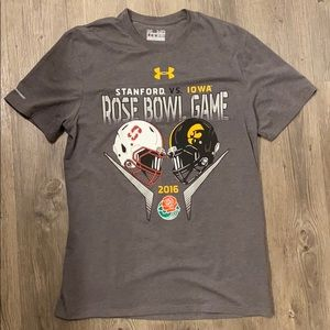 Under Armour Stanford Iowa Rose Bowl Tee